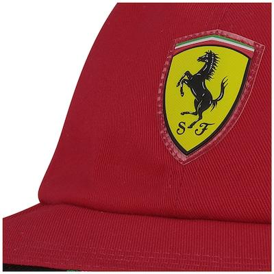 Boné Puma Scuderia Ferrari Fanwear Minicats Cruise - Infantil
