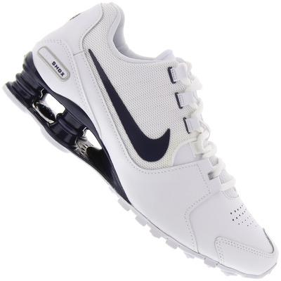 Tênis Nike Shox Avenue Leather - Masculino