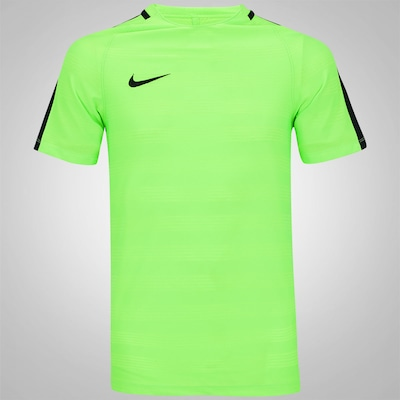 ee067297dd 36%OFF Camiseta Nike Dry Top SS Squad - Masculina