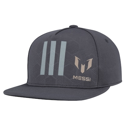 Boné Aba Reta adidas Messi - Snapback - Infantil
