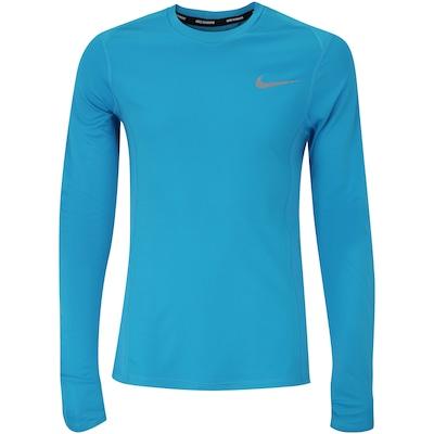Camiseta Manga Longa Nike Dry Miler Top - Masculina 64b51721a03