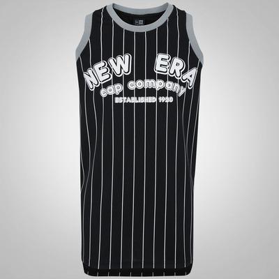 823e46867f 28%OFF Camiseta Regata New Era Jersey Listras - Masculina