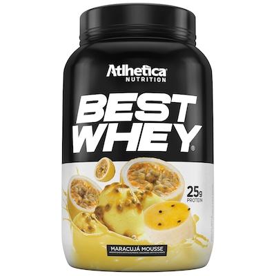 Whey Protein Atlhetica Best Whey - Maracujá - 900g
