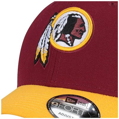Boné New Era Washington Redskins Basic - Snapback - Adulto