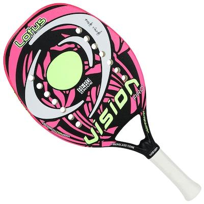 Raquete de Tênis de Praia Vision Lotus - Adulto