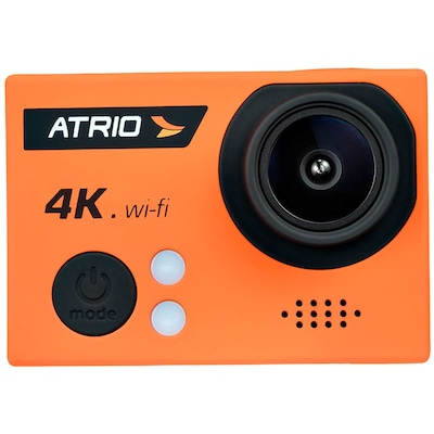 Câmera Atrio Fullsport 4K WiFi - Lente Angular 160º - E/S Micro USB