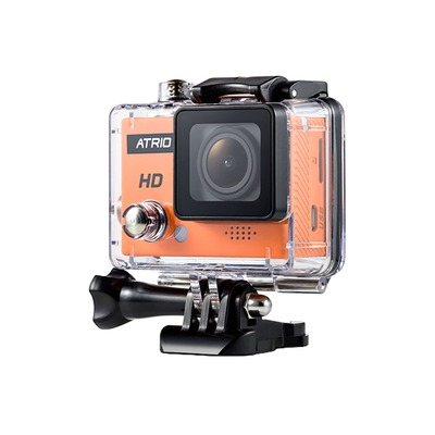 Câmera Atrio Fullsport HD - E/S Micro USB/HDMI - Case à Prova Dágua 30m