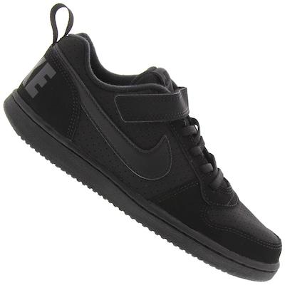 Tênis Nike Court Borough Low - Infantil