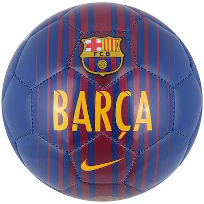 Minibola de Futebol de Campo Barcelona Nike Skills