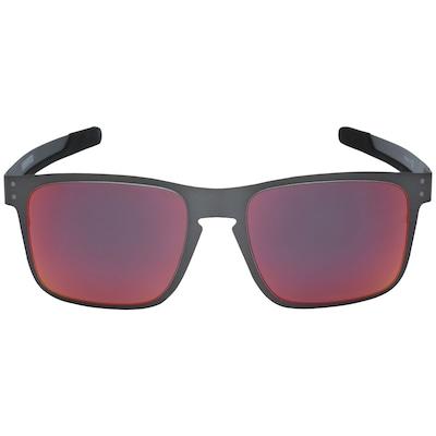 Óculos de Sol Oakley Holbrook Iridium Polarizado OO4123 - Unissex