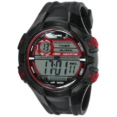 cf32bb2cbeb Relógio Digital X Games XMPPD385 - Masculino