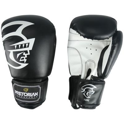 Kit de Boxe Pretorian: Bandagem + Protetor Bucal + Luvas de Boxe Training - 12 OZ - Adulto