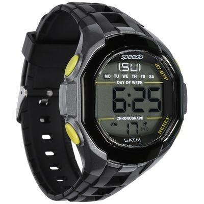 Relógio Digital Speedo 81106G0 com Carregador Portátil - Masculino