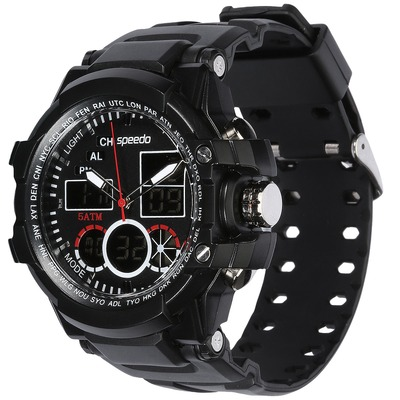 Relógio Digital Analógico Speedo 81084G0 - Masculino