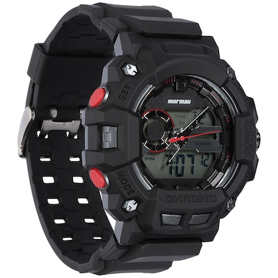 Relógio Digital Analógico Mormaii MOAD1105B - Masculino