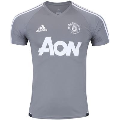 Camisa de Treino Manchester United 17/18 adidas - Masculina