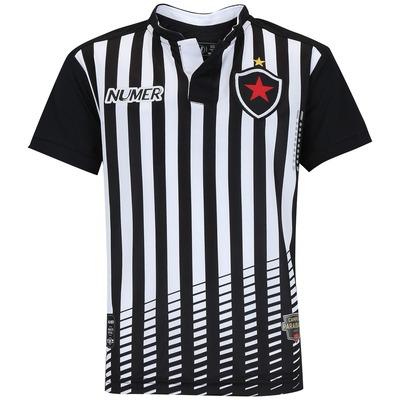 b6c993046f Camisa do Botafogo-PB I 2017 nº 10 Numer - Infantil
