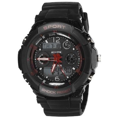 Relógio Digital Analógico Kikos RK02 - Masculino