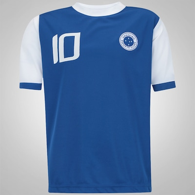 Camiseta do Cruzeiro 10 - Infantil