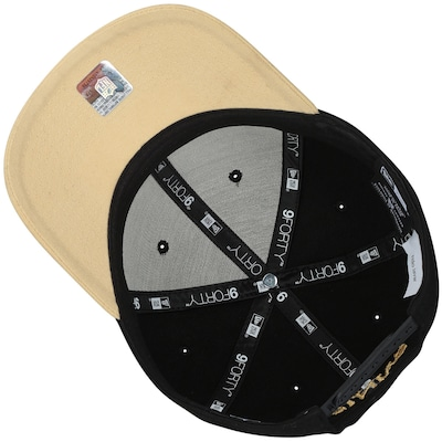 Boné New Era 9FORTY New Orleans Saints - Snapback - Adulto
