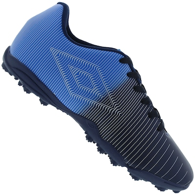 Chuteira Society Umbro Vibe TF - Adulto