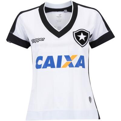 ef5b3b4c71 Shopping Smiles - Camisa do Botafogo III 2017 Topper com Patrocínio ...