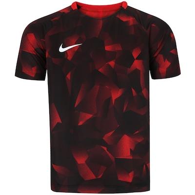 Camiseta Nike Squad Top SS GX - Infantil