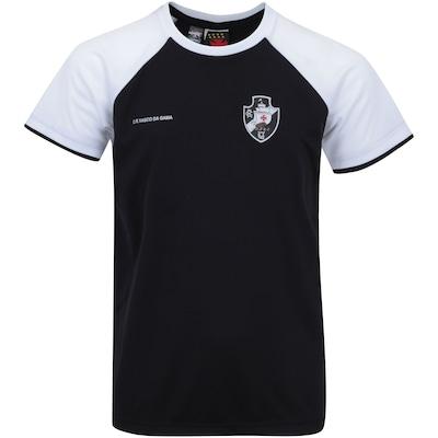 53438726add53 Camiseta do Vasco da Gama Less Raglan - Infantil