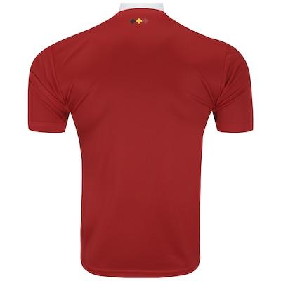 Camisa Bélgica I 2018 adidas - Masculina
