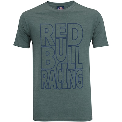 Camiseta Red Bull Racing Color - Masculina fd9351b643ed8