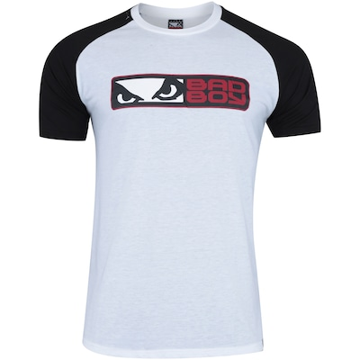 Camiseta Bad Boy Luta - Masculina