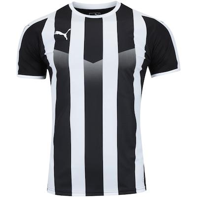 Camisa Puma Liga Jersey Striped - Masculina