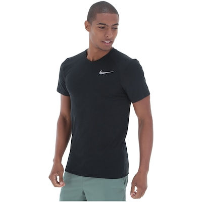 Camiseta Nike Breathe Miler Top SS NV - Masculina