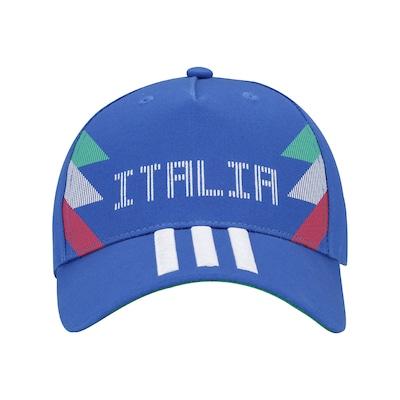 Boné Aba Curva Itália 3S 2018 adidas - Snapback - Adulto