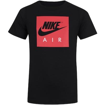 Camiseta Nike Sportswear Tee Air Logo - Infantil