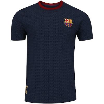 Camiseta Barcelona Barça - Masculina 8f0d358995cd9
