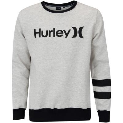 Blusão de Moletom Hurley Block Party - Masculino