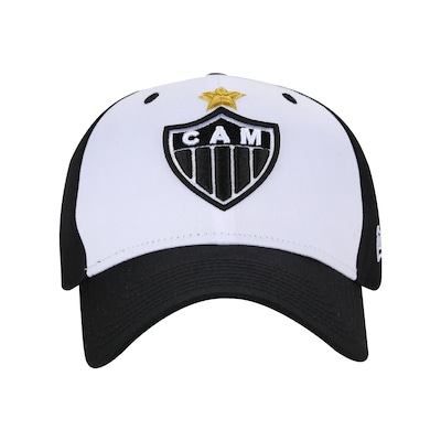 Boné Aba Curva do Atlético-MG New Era 940 HP - Snapback - Adulto