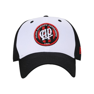 Boné Aba Curva do Atlético-PR New Era 940 HP - Snapback - Adulto