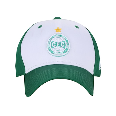 Boné Aba Curva do Coritiba New Era 940 HP - Snapback - Adulto