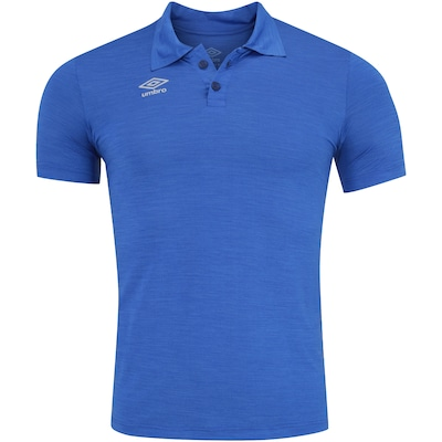 Camisa Polo Umbro TWR Bicolor Pro New - Masculina