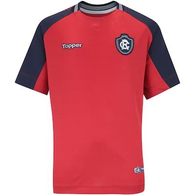 Camisa de Goleiro do Remo I 2018 Topper - Infantil