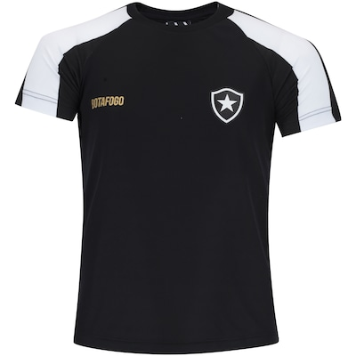 Camiseta do Botafogo Base Raglan - Infantil
