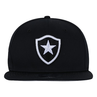3d1fa1d2b4 Boné Aba Reta do Botafogo New Era 950 SN Primary - Snapback - Adulto