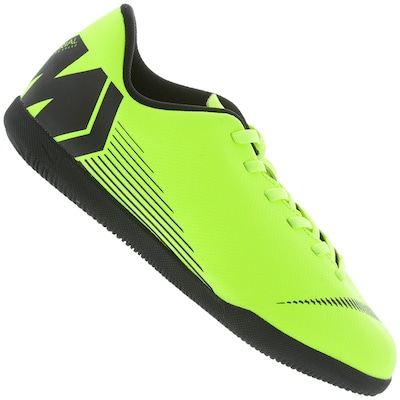Chuteira Futsal Nike Mercurial Vapor X 12 Club GS IC - Infantil cefc0480a310a