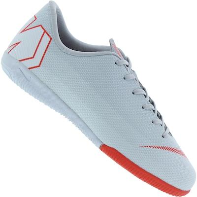 Chuteira Futsal Nike Mercurial Vapor X 12 Academy GS IC - Infantil c0395e37256c6