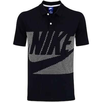 1a8c7d57de Camisa Polo Nike Sportswear SS Jsy Mix Hbr - Masculina