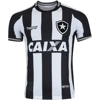 55bb6b6c58 Camisa do Botafogo I 2018 Topper - Masculina