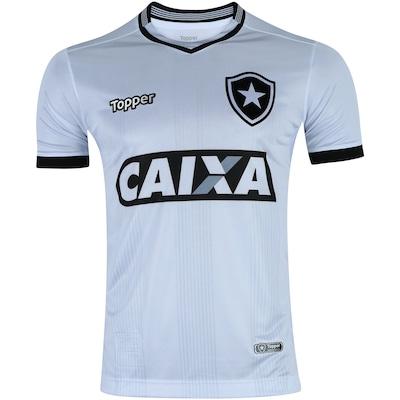 6828825274 Camisa do Botafogo III 2018 Topper - Masculina