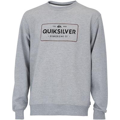 Blusão de Moletom Quiksilver Detention - Masculino